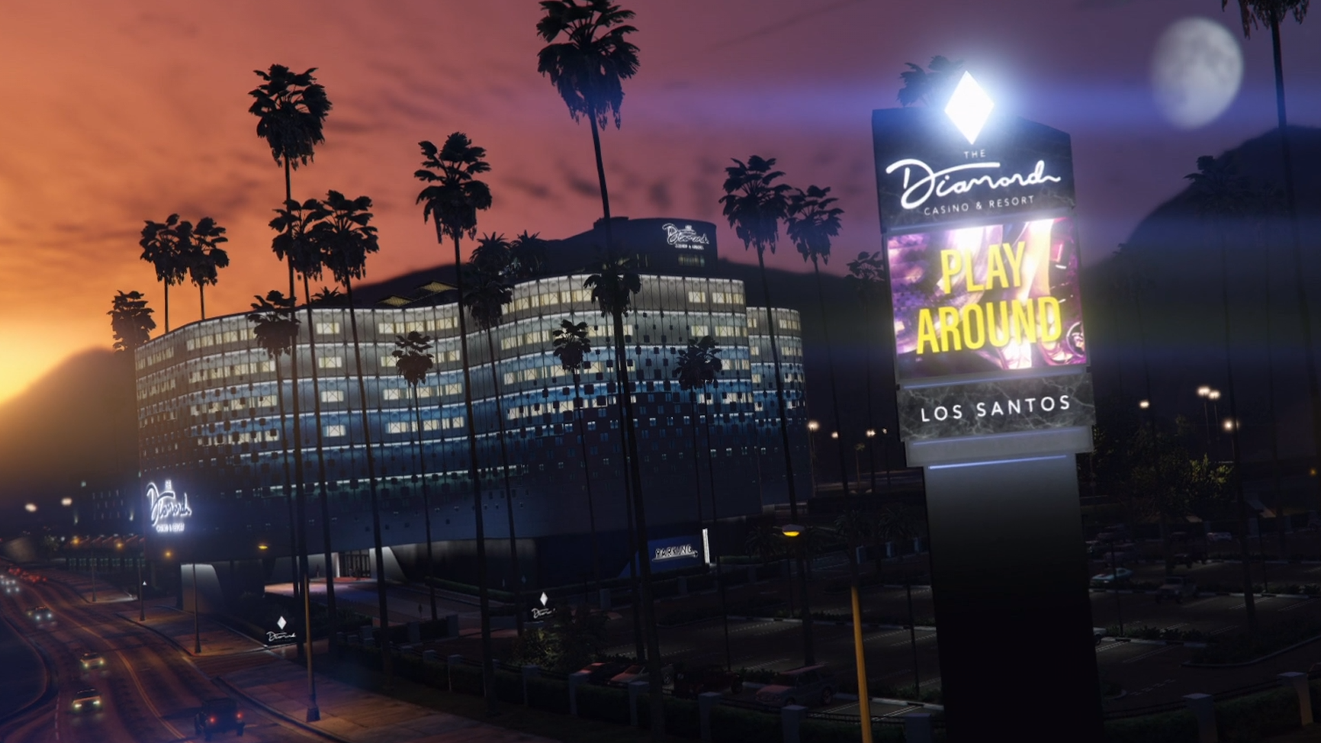 Diamond Casino GTA 5