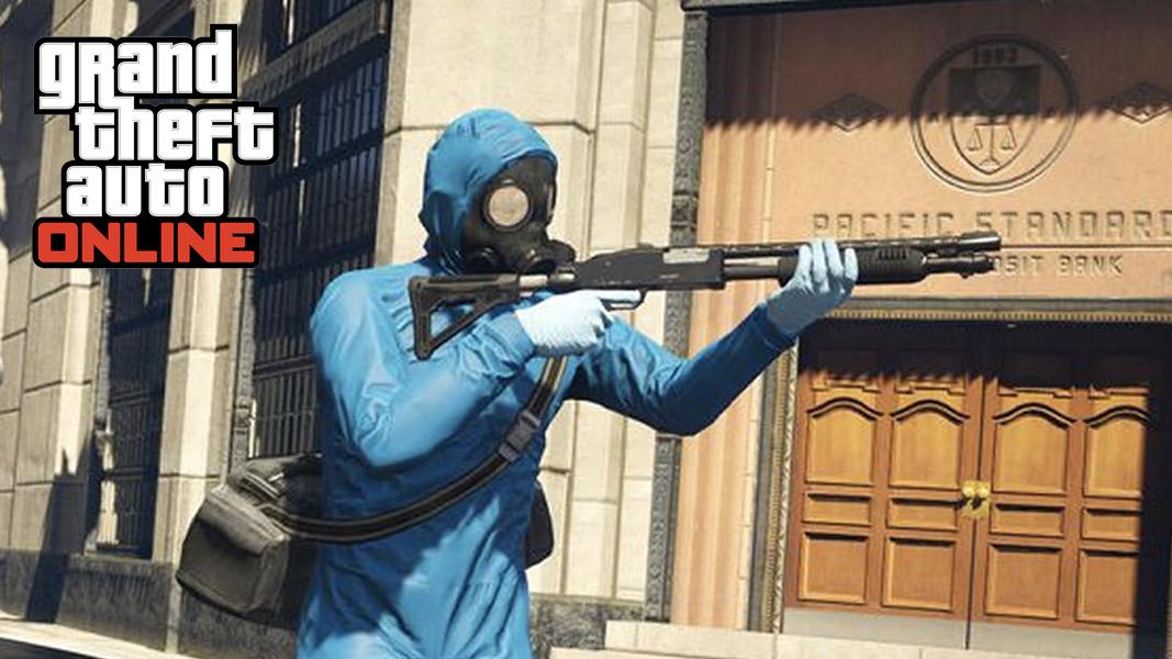 Jugador de GTA Online banco