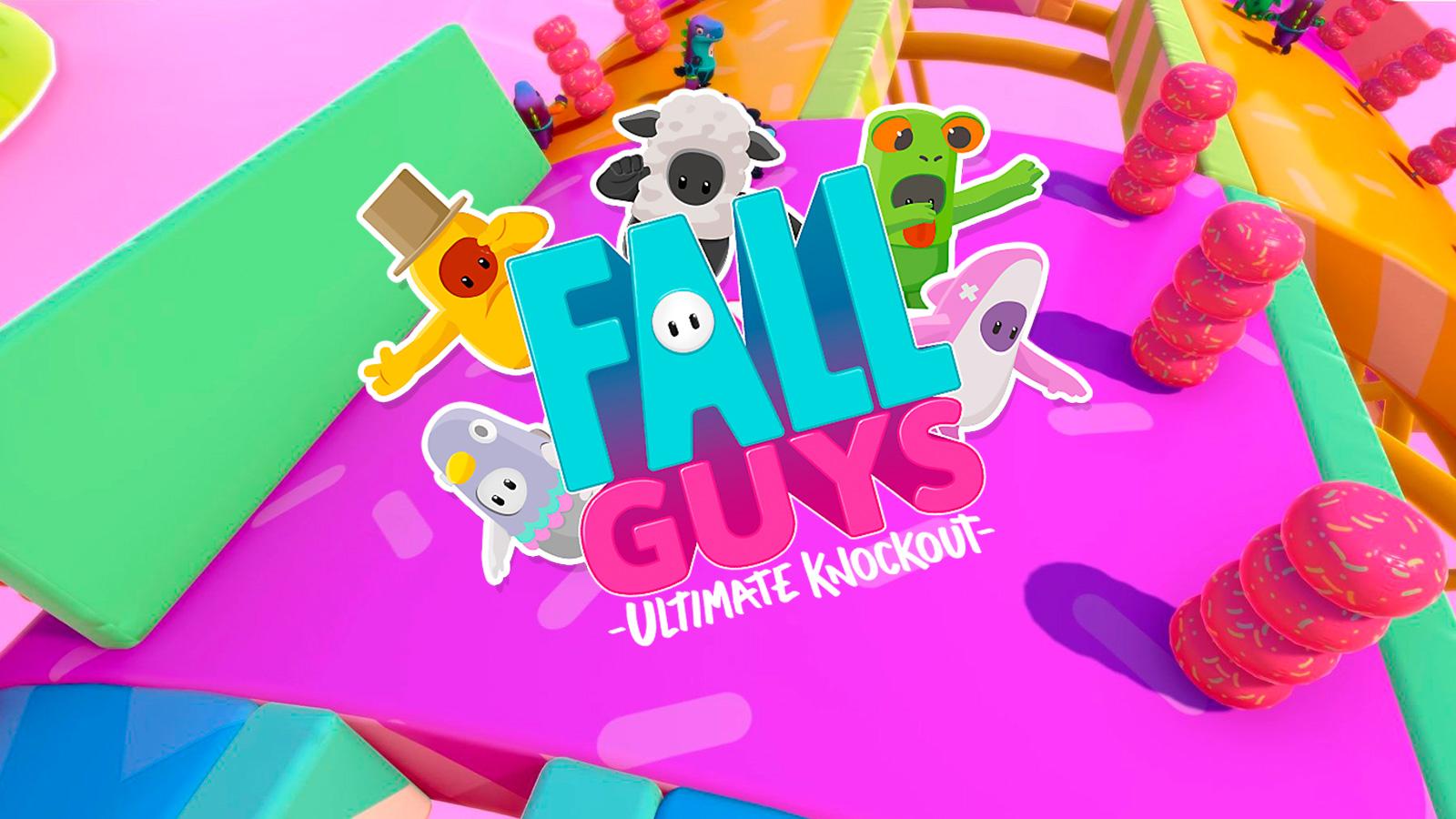 Minijuego Fall Guys
