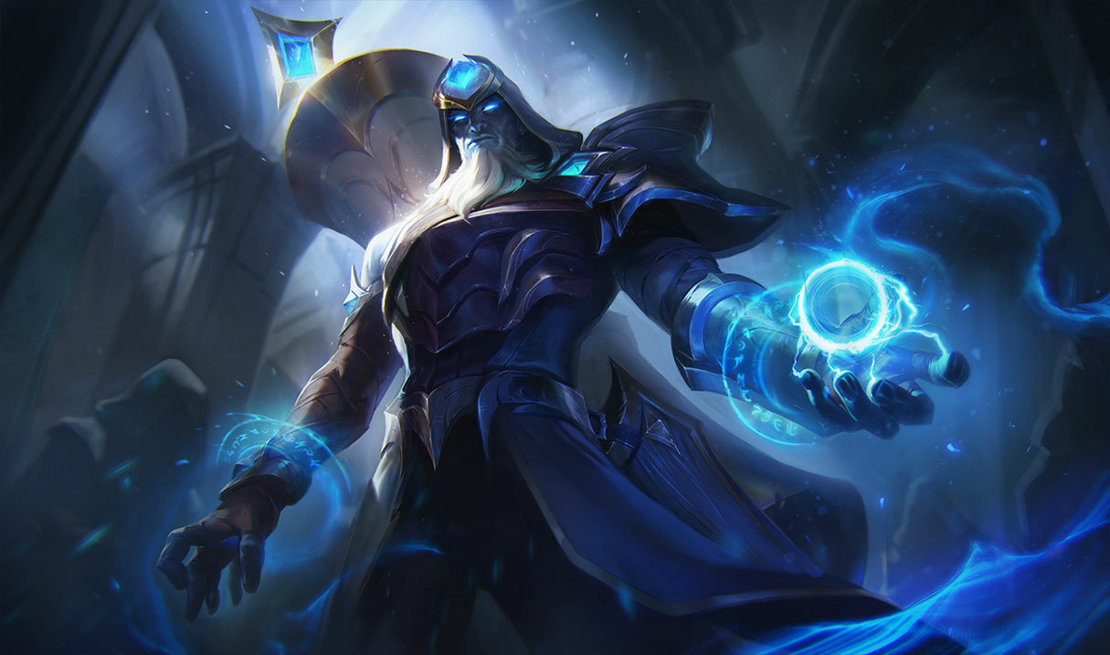 Ryze de League of Legends
