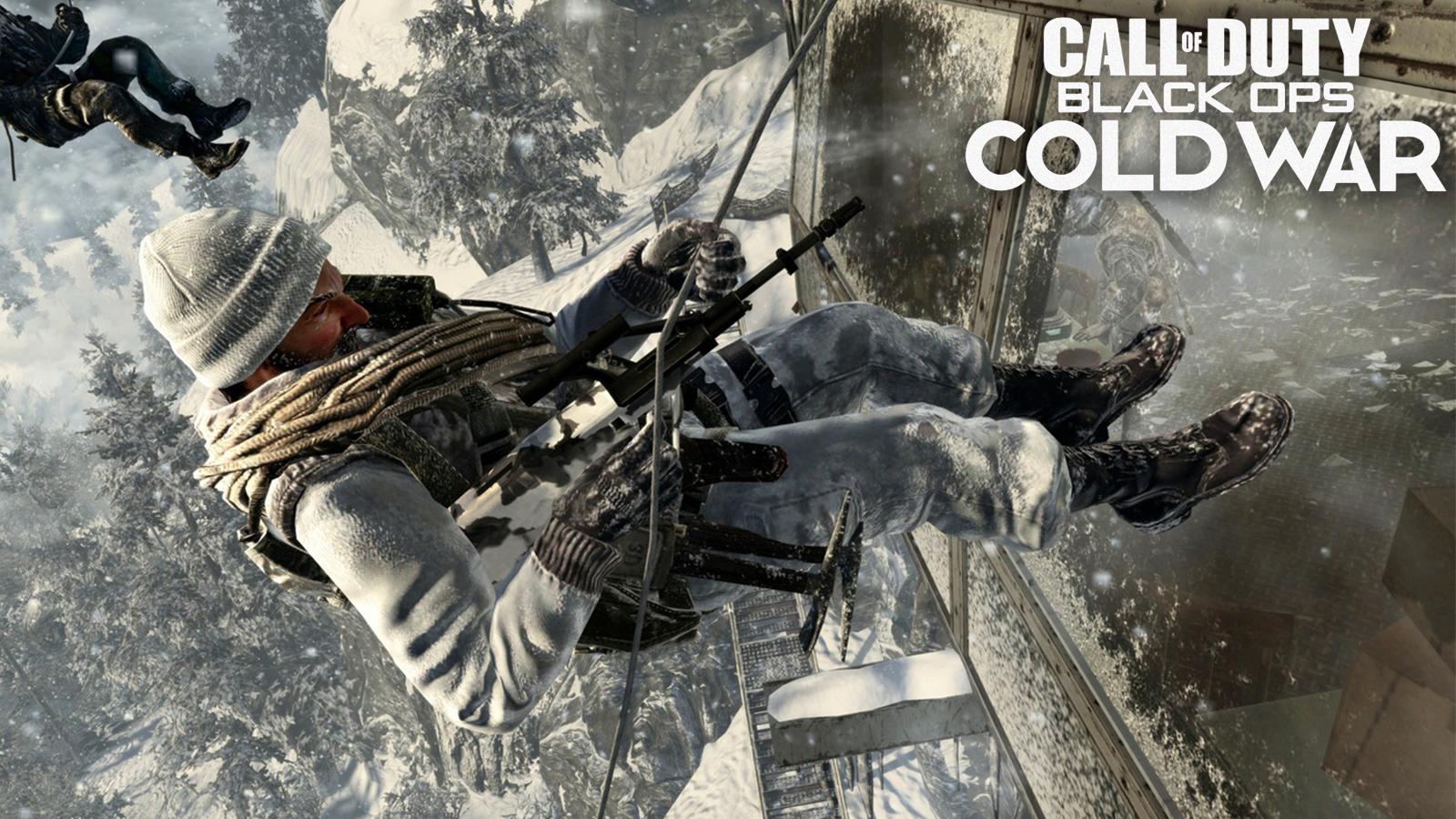 fecha de lanzamiento de Call of Duty: Black Ops Cold War