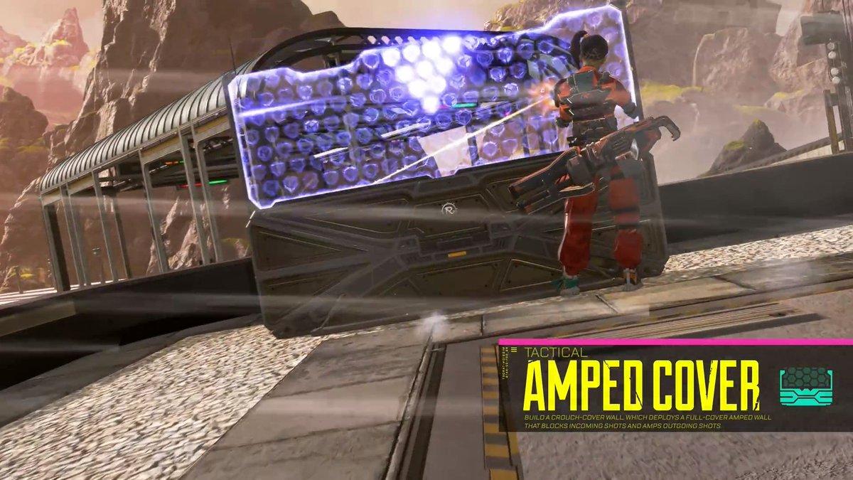 Rampart en Apex Legends