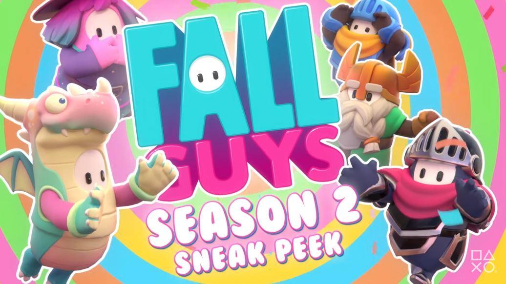 Segunda temporada de Fall Guys