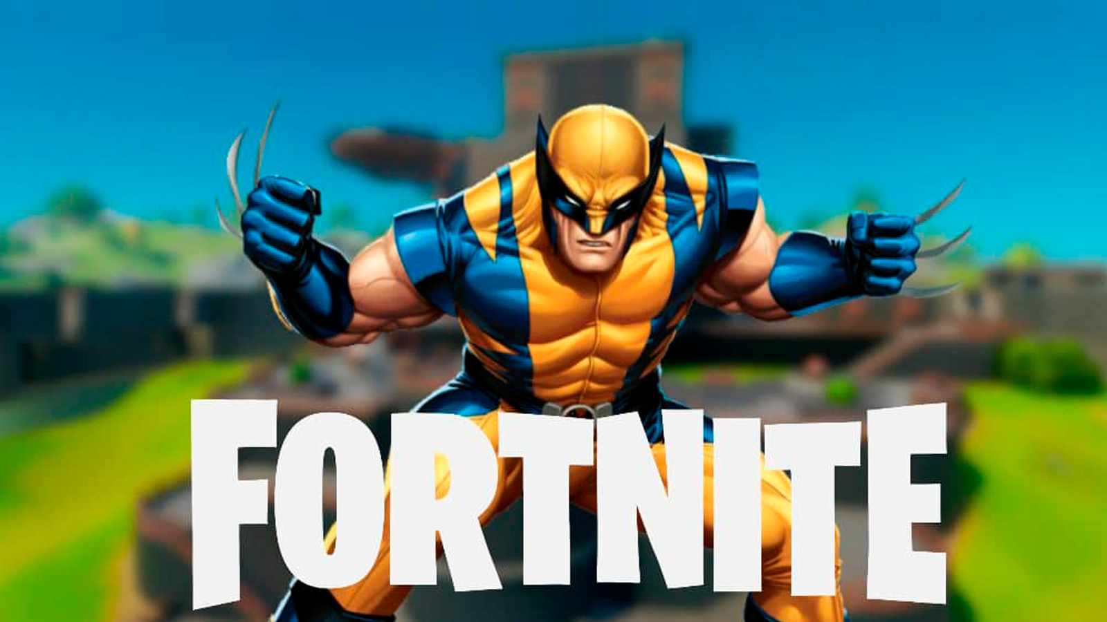 Wolverine en Fortnite