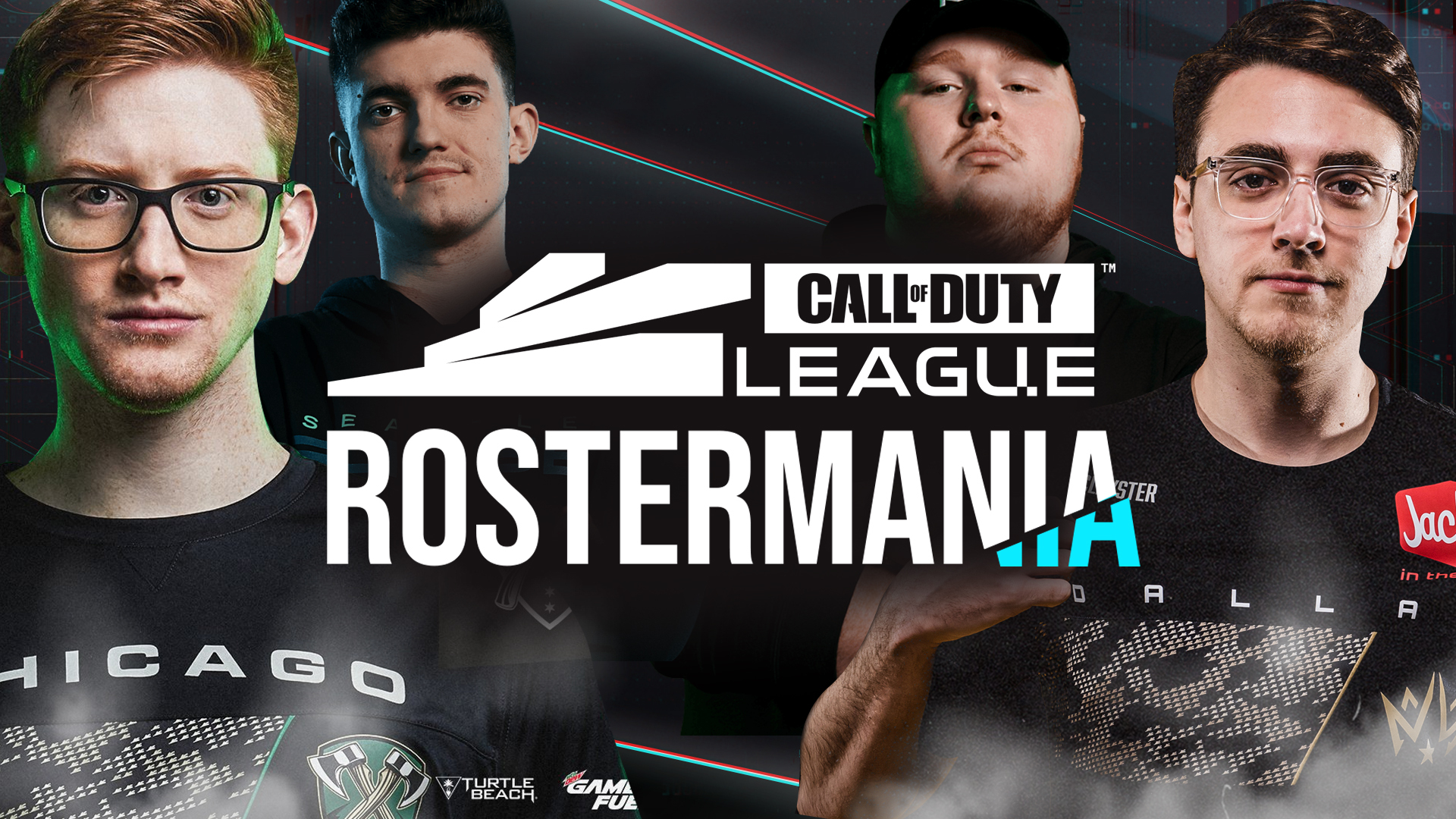 Rostermania Call of Duty League