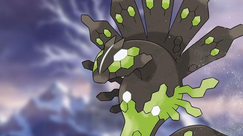 Zygarde en Pokémon