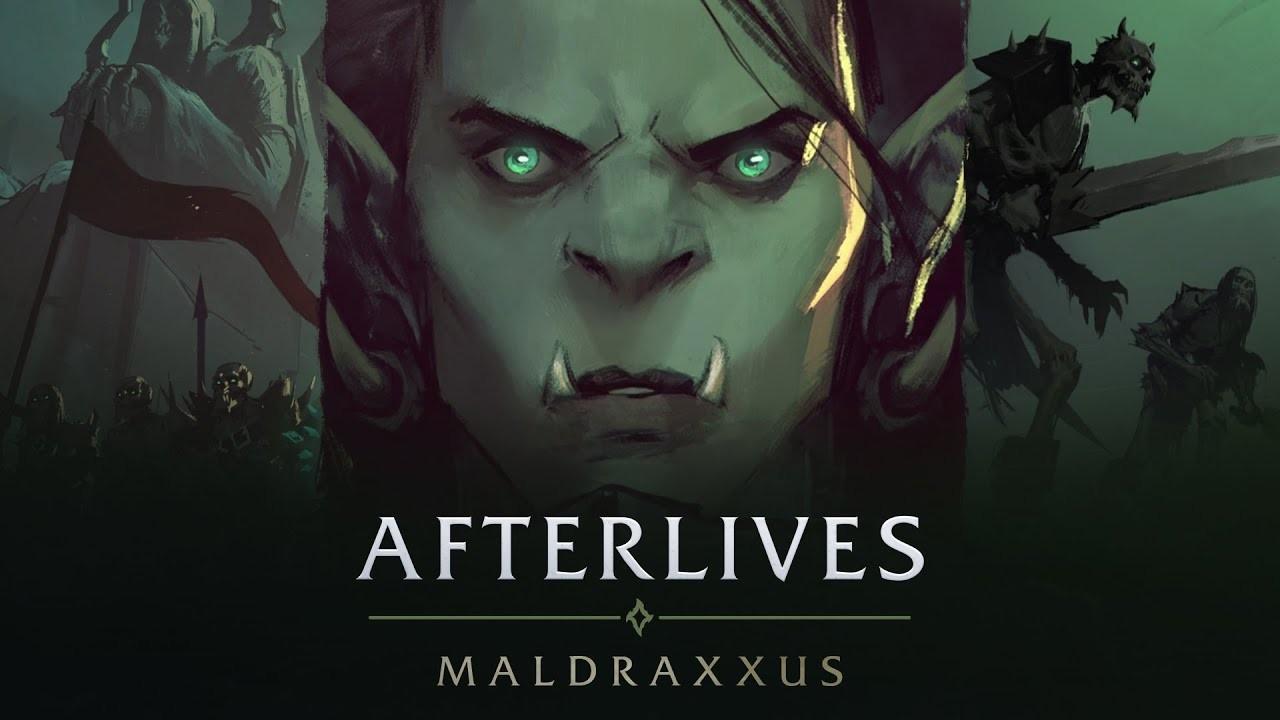 El más allá: Maldraxxus