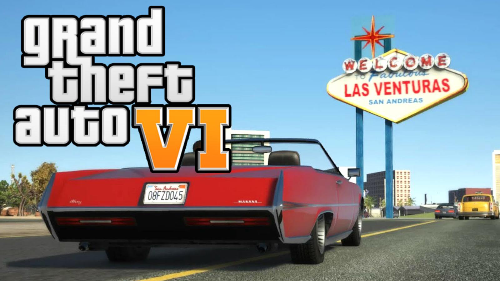 Las Venturas en GTA