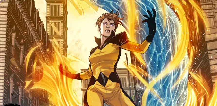 Crystal, de Inhumanos (Marvel)
