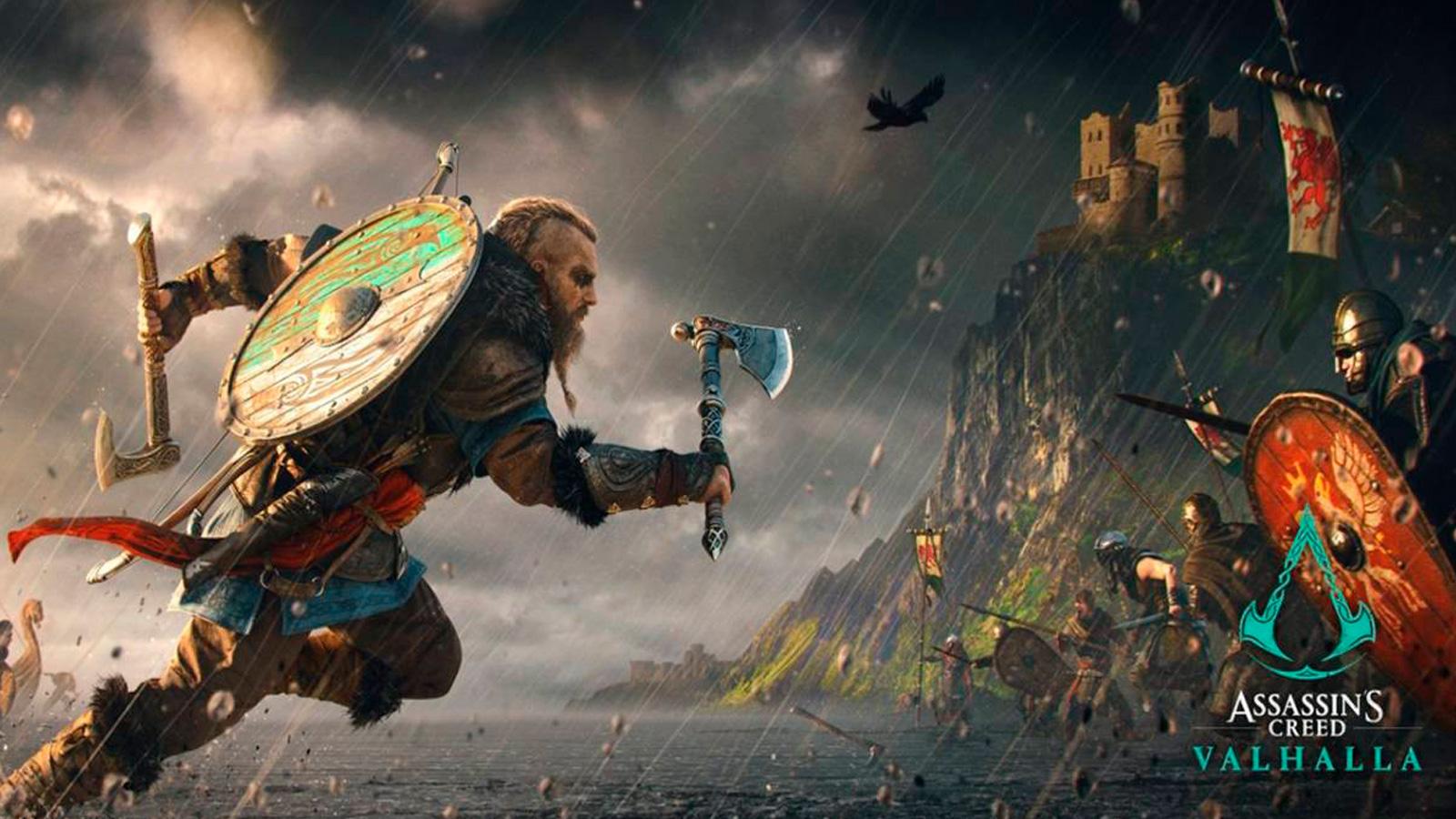 Eivor en Assassin's Creed Valhalla