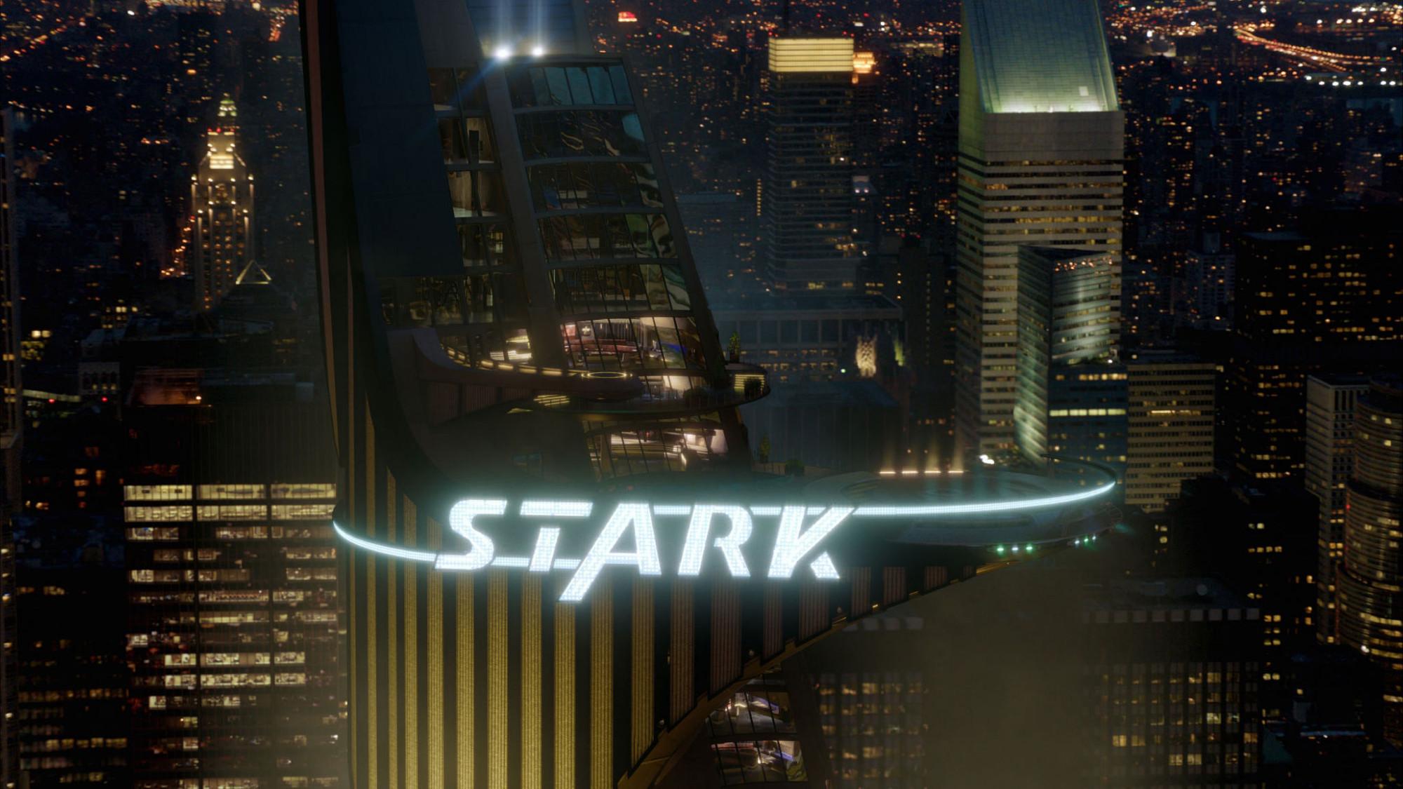 Torre Stark en las películas de Marvel