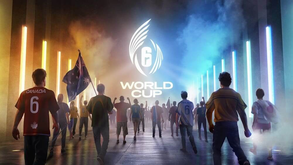 World Cup de Rainbow Six - Trailer anuncio