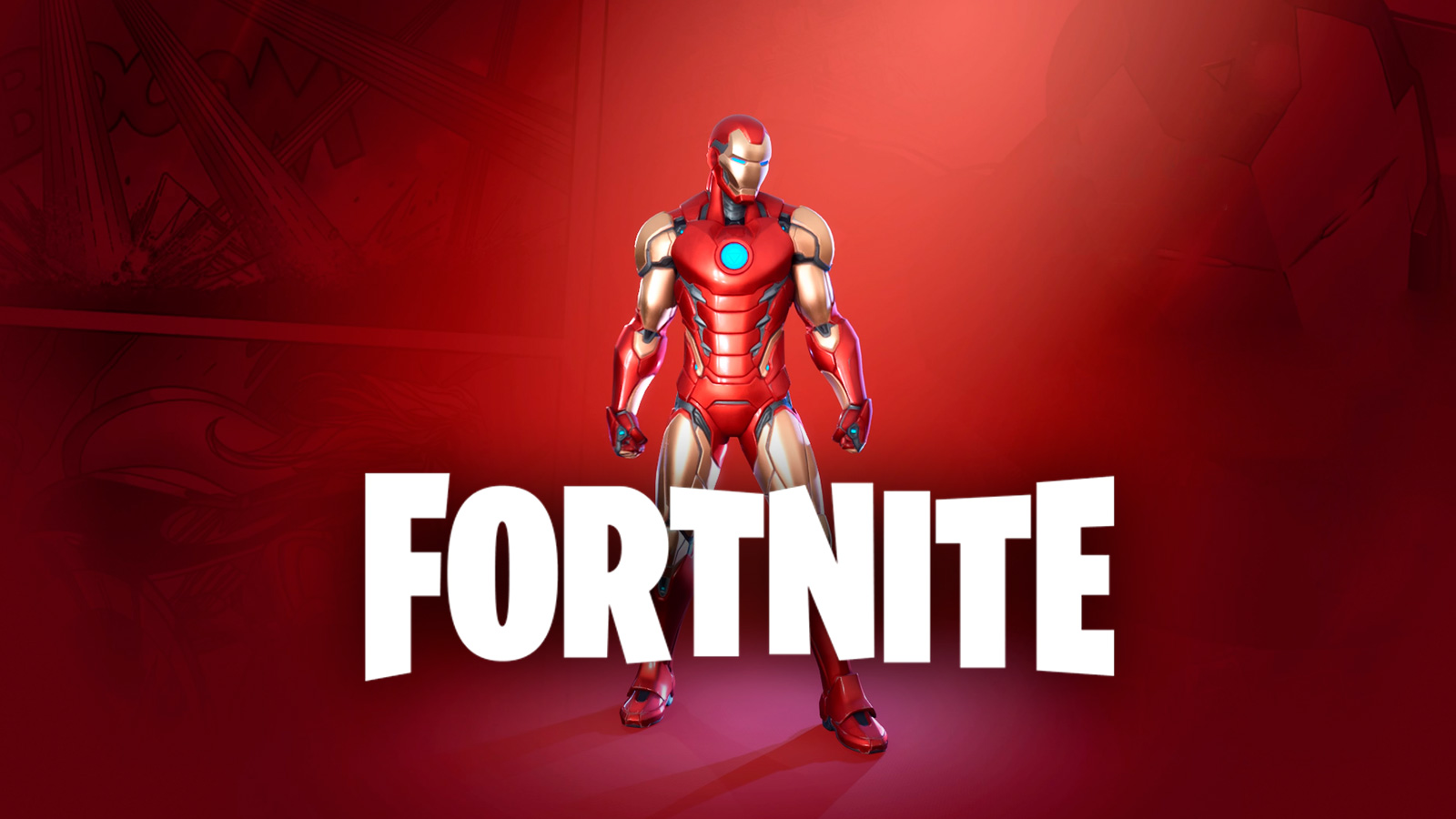 Iron Man en Fortnite