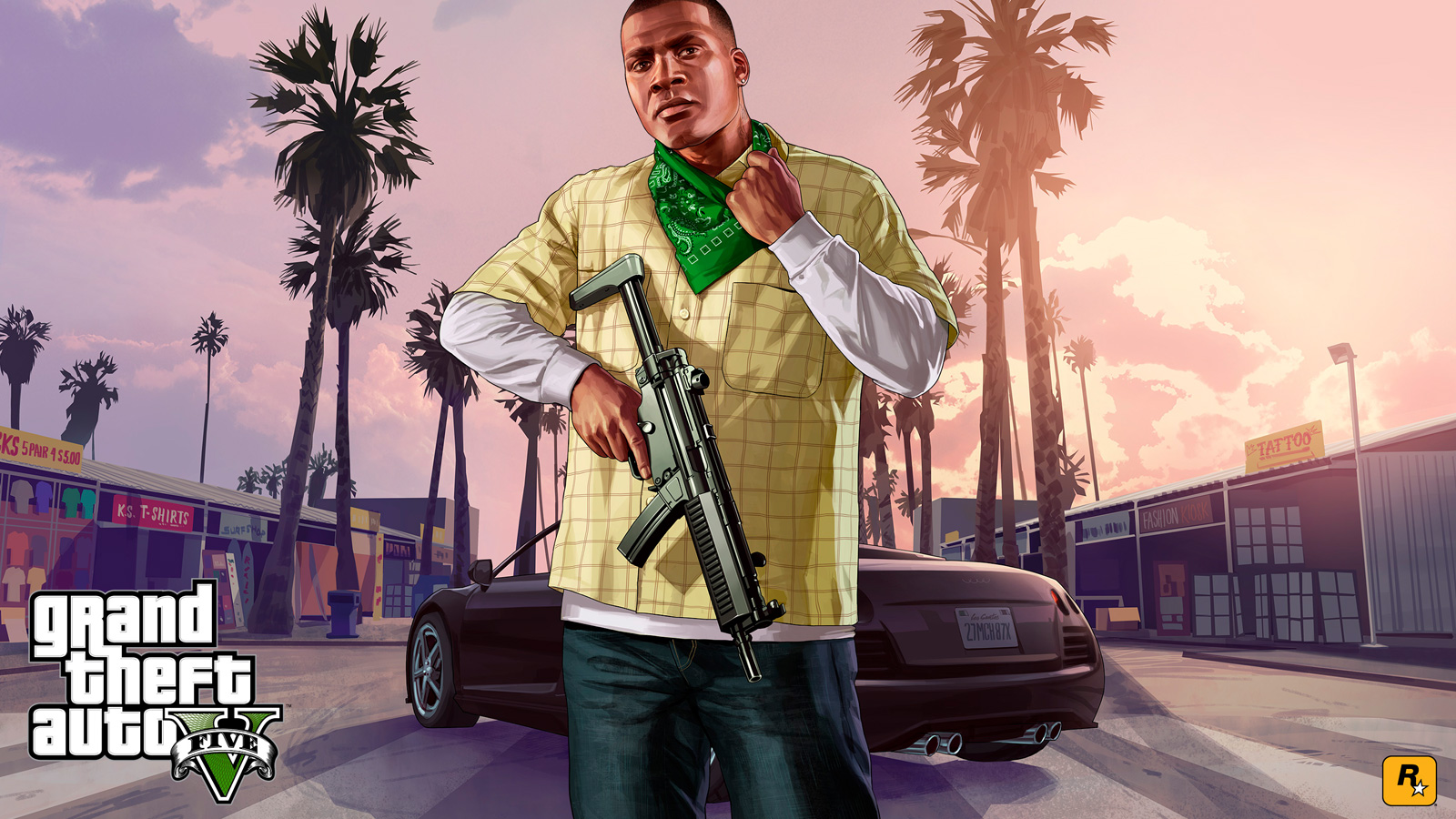 Franklin en GTA 5
