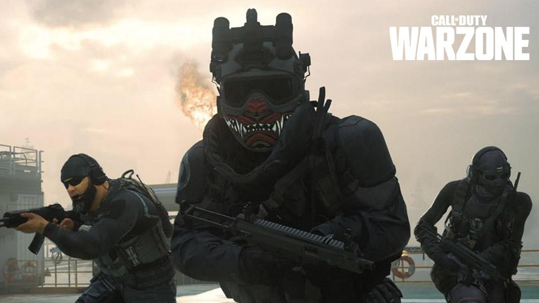 Personajes Modern Warfare
