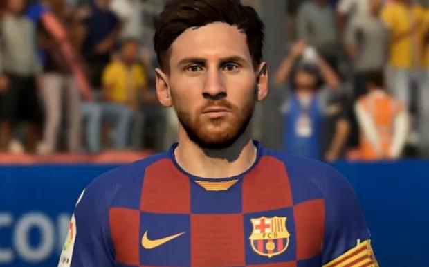 Messi en FIFA