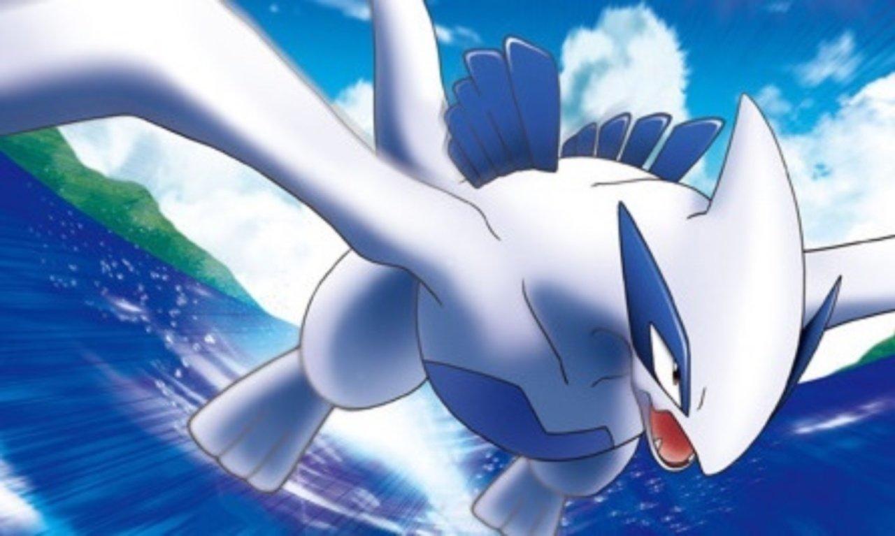 Imagen de Lugia de Pokémon
