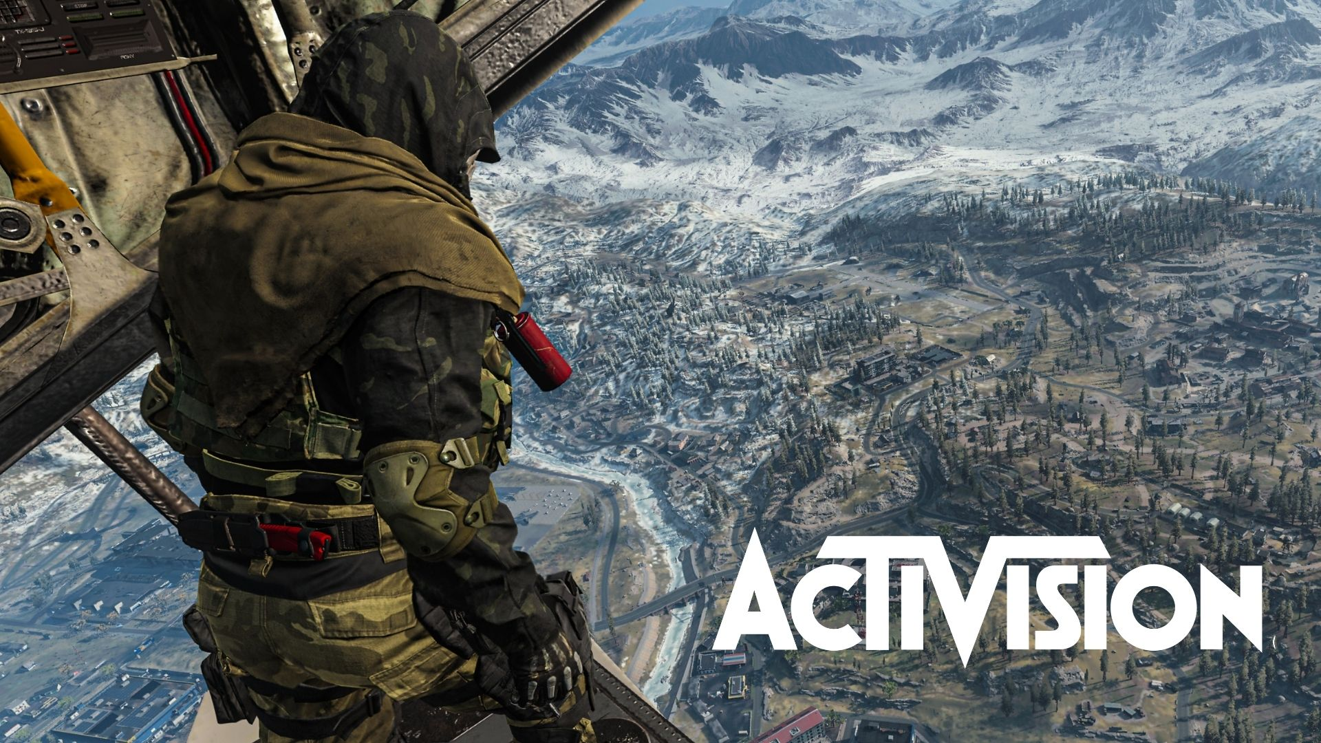 warzone activision