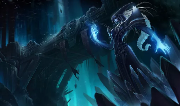 Lissandra League of Legends
