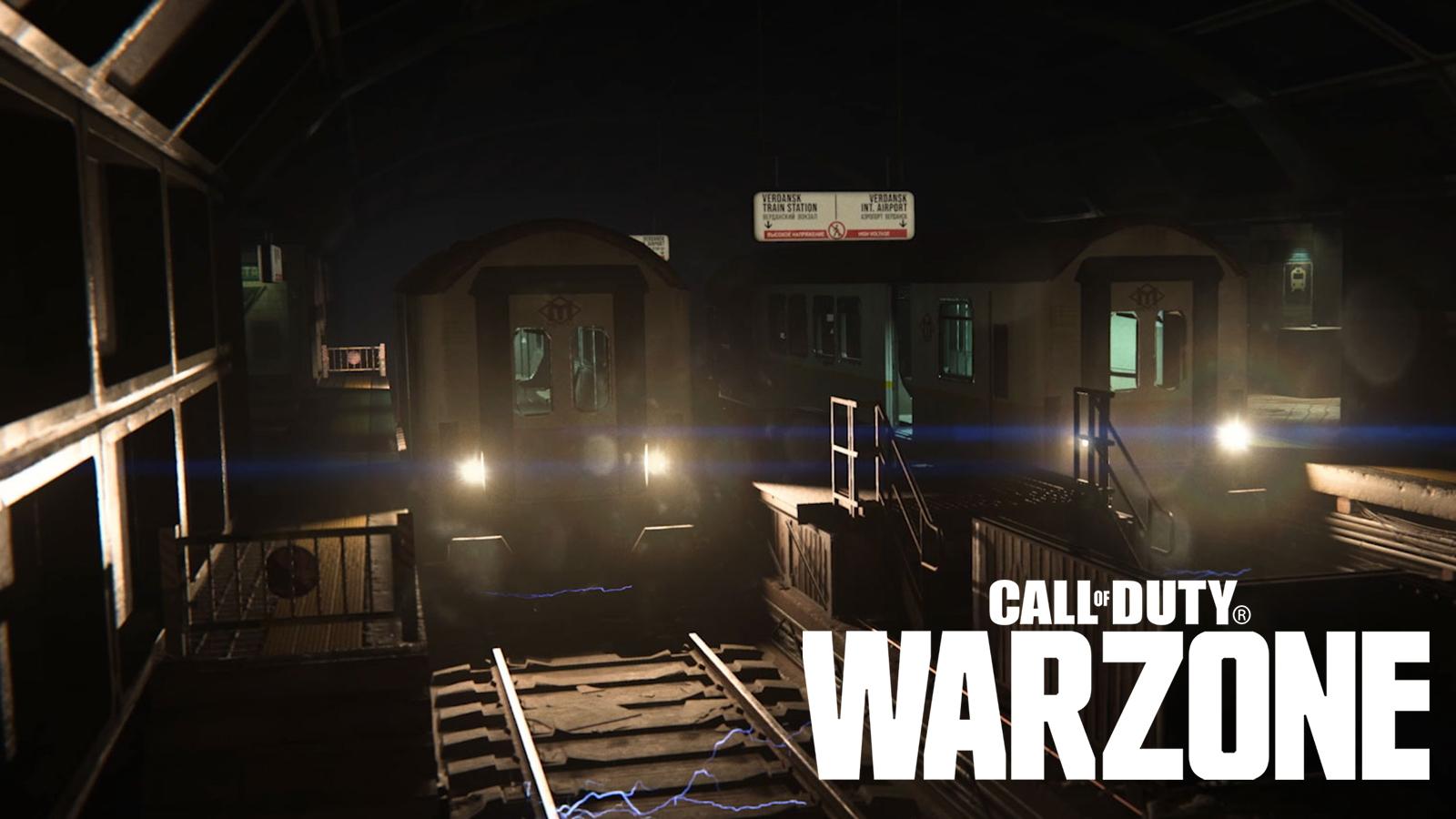 Metro de Warzone