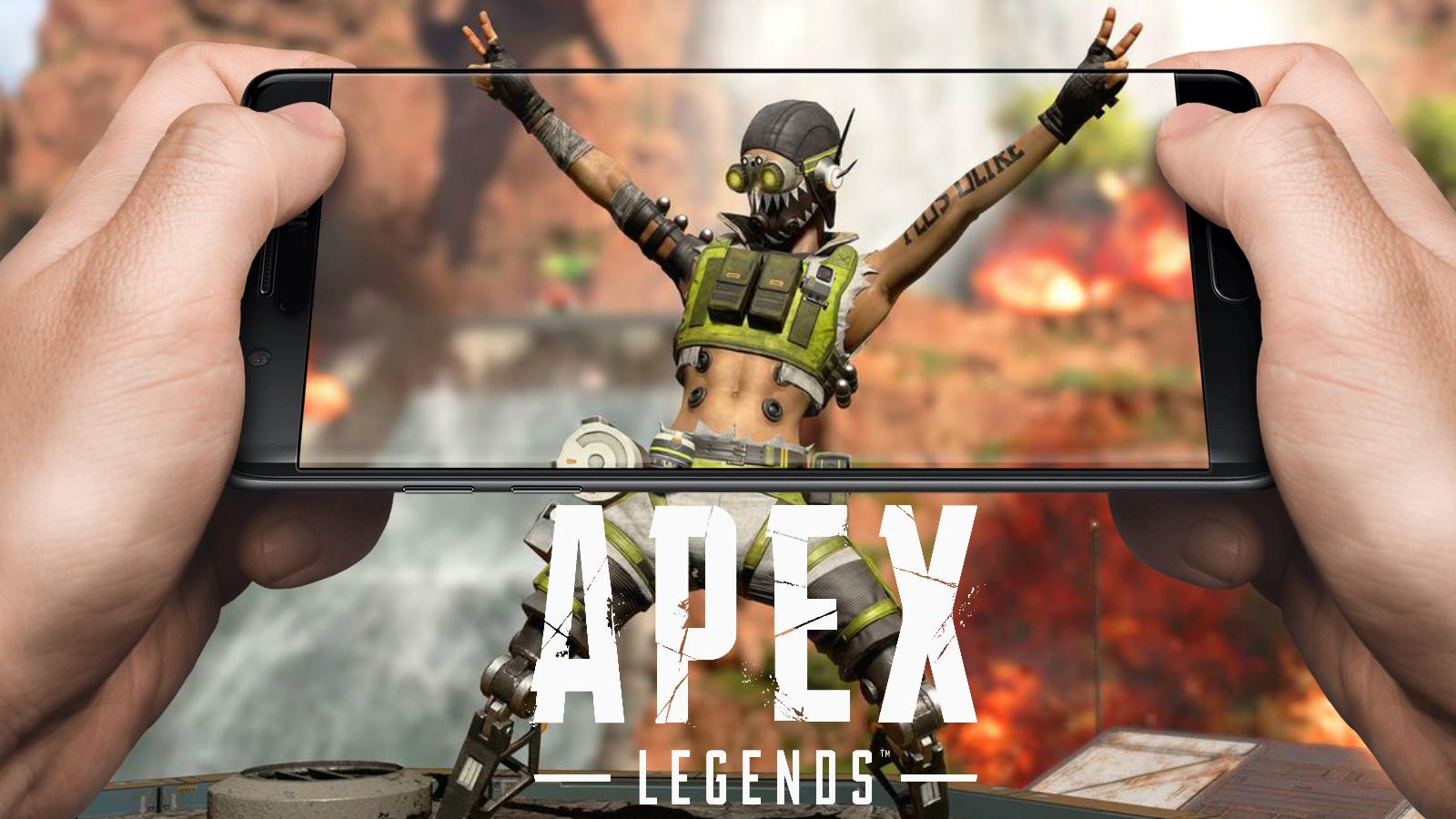 Octane en Apex Legends Móvil