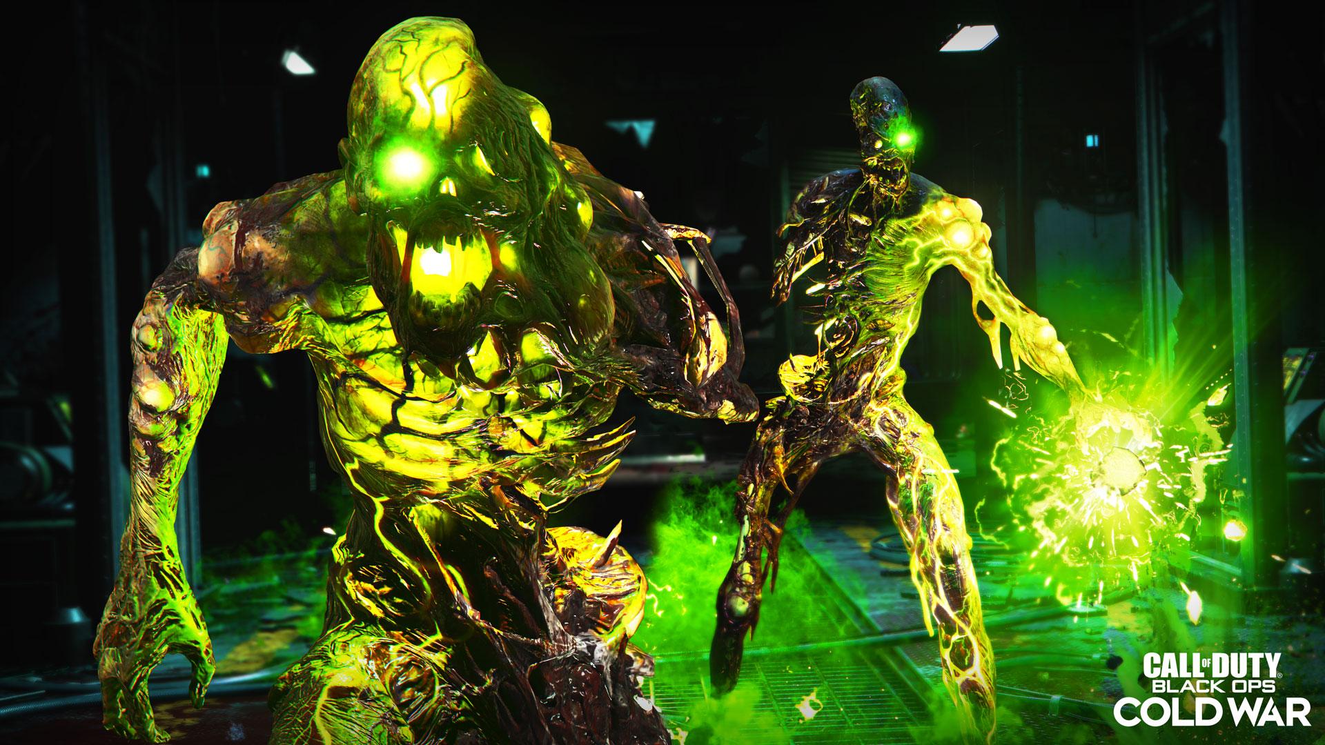 Nuevos Zombies Black Ops Cold War