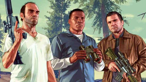 Personajes GTA 5