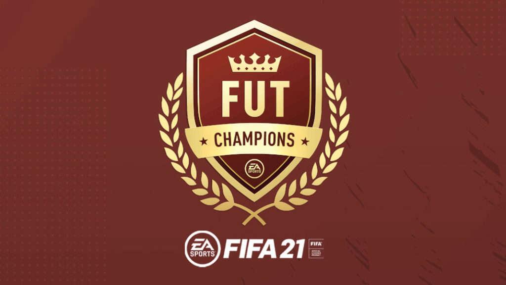 Logo FUT Champions FIFA 21