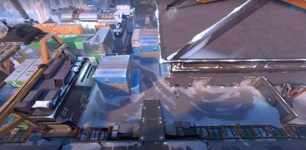 Icebox nuevo mapa de valorant