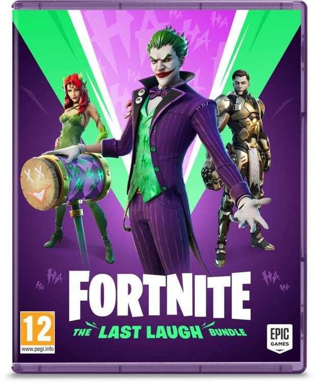 Pack La ultima risa en Fortnite