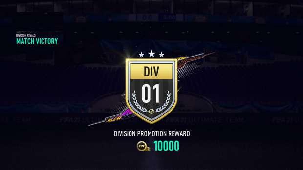 recompensas division rivals fifa 21
