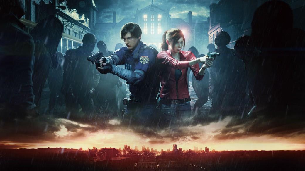 Imagen de Resident Evil 2 Remake