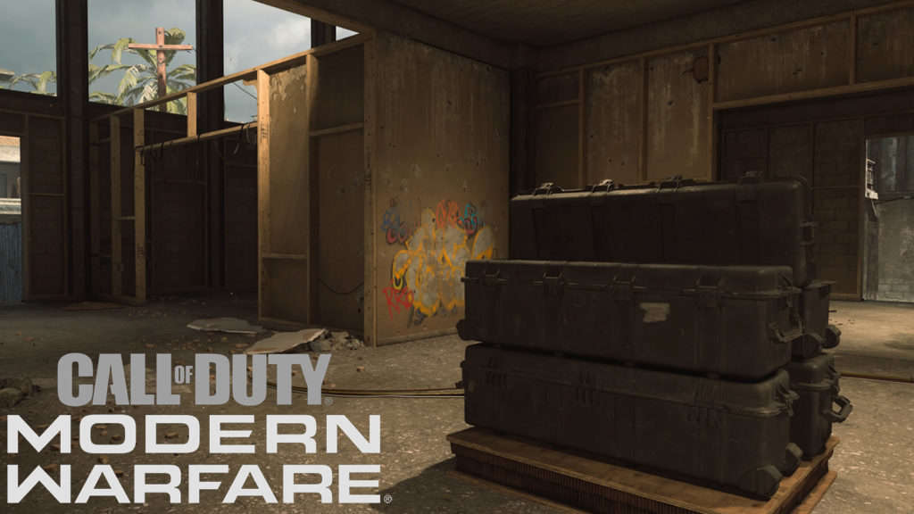 Bomba Modern Warfare