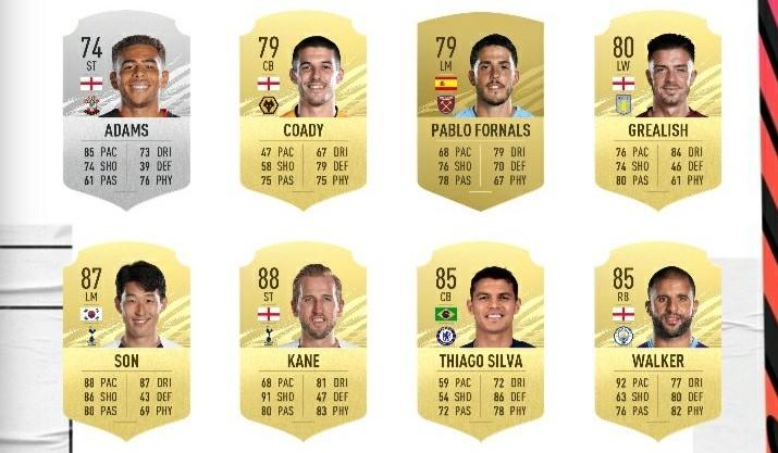 POTM octubre FIFA 21 candidatos