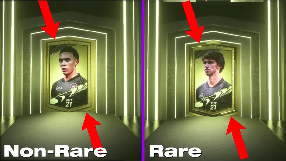 Animaciones de los packs de FIFA 21