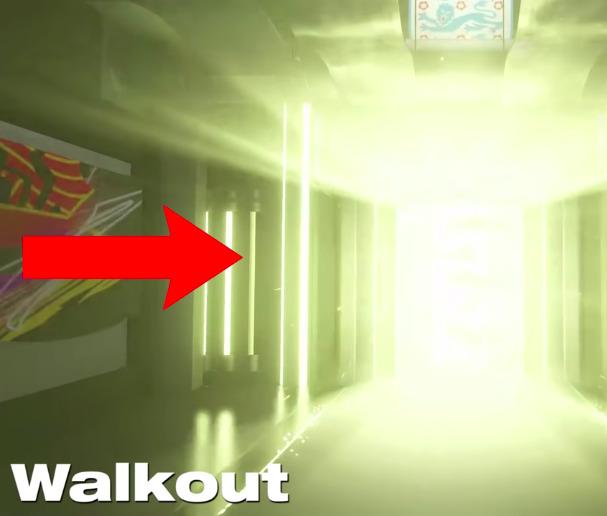 Animación caminante FIFA 21
