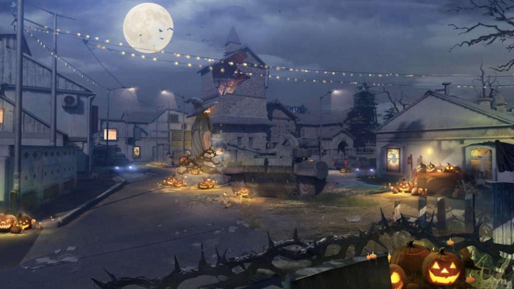 Halloween Standoff en CoD Mobile