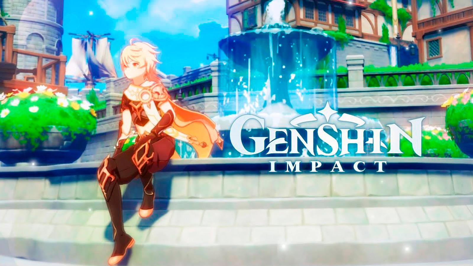 Personaje Genshin Impact