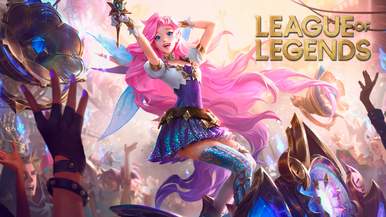 Seraphine League of Legends