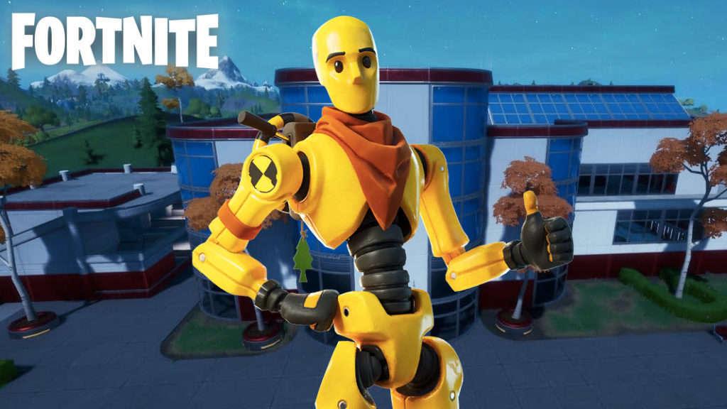 Skin Fortnite