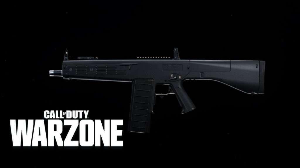 JAK-12 Warzone Modern Warfare