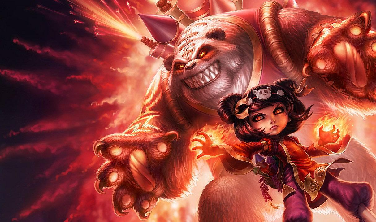 Annie en League of Legends