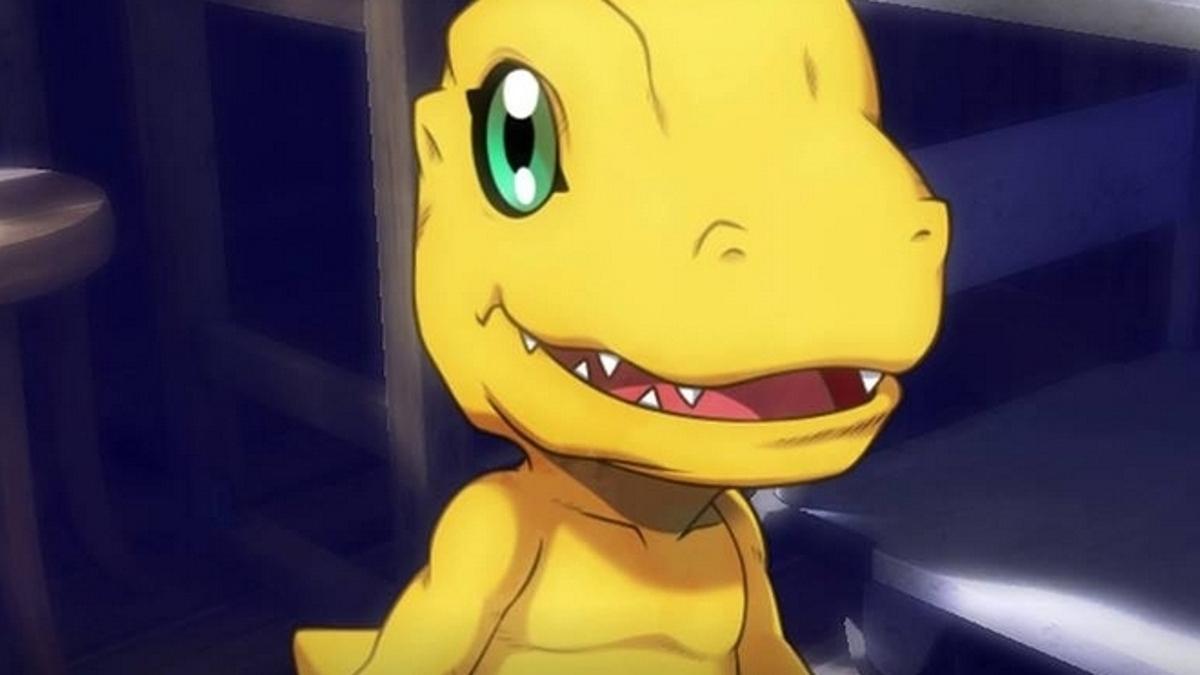 Agumon de Digimon