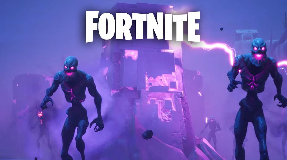 Fortnitemares gameplay