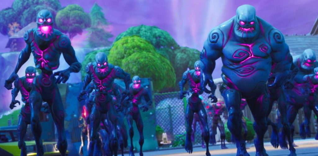 Zombie Husk Fortnitemares