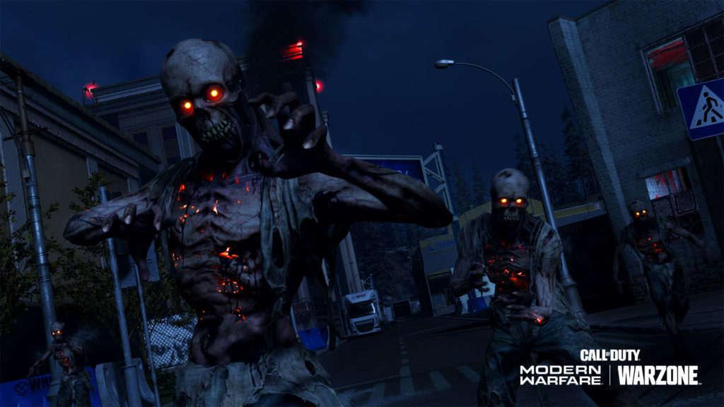 Zombies en Warzone
