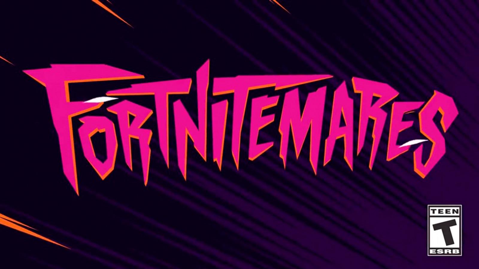Logo Fortnitemares de Fortnite