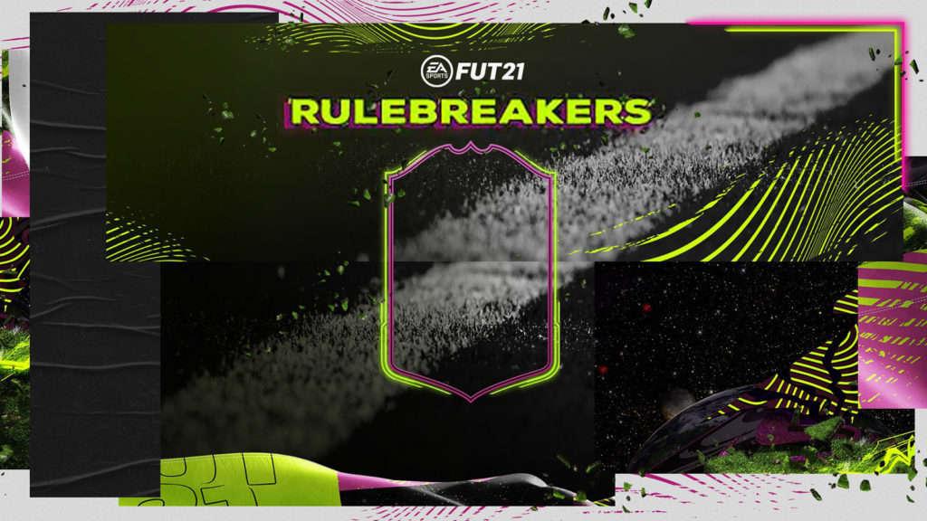 Carta FIFA 21 Rulebreakers