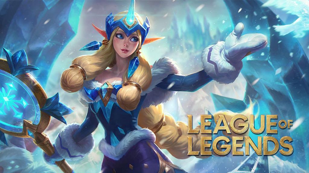Soraka League of Legends