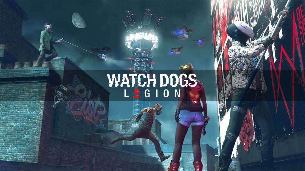 Personajes de Watch Dogs Legion